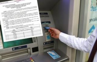 Banka ücretleri yeniden düzenlendi!