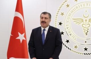 Sağlık Bakanı Fahrettin Koca; Eğitim ve iş hayatının...