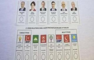 24 Haziran'da seçmenler nasıl oy kullanacak, nelere...