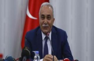 Bakan Fakıbaba'nın Şanlıurfa programı netlik...