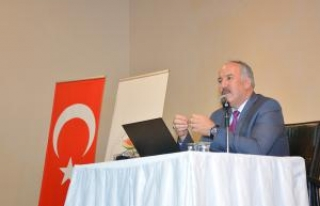 Birlik Vakfı Siverek Temsilciliğinden Konferans