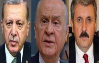 Eldeki veriler, Cumhur İttifakı'nın Meclis'te çoğunluğu...
