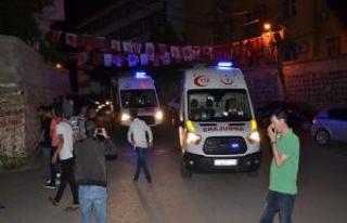Suriyeli iki grup arasında kavga: 1 yaralı