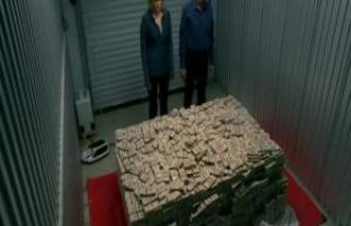Türkiye'deki milyonerlerin hesabındaki döviz, 75...