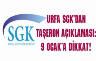 SGK'dan Taşeron Kadro Açıklaması: 9 Ocak'a...