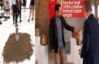 Çoban Ahmet'ten Edirne'de İnsansı Taşlar...