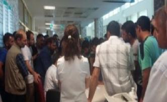 Siverek Devlet Hastanesinde Kadın Doğum Çilesi