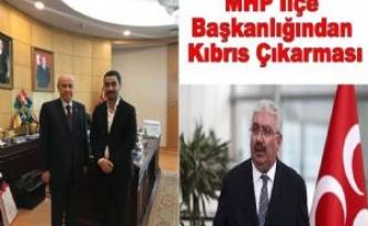 MHP, Şanlıurfa-Kıbrıs uçak seferleri istedi
