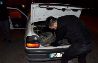 Siverek'te 300 Polisle Asayiş Uygulaması Yapıldı