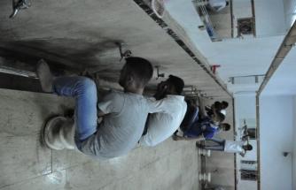 Siverek'te 2012 Yılının İlk Teravih Namazı