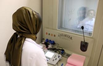 Siverek Devlet Hastanesi Bölgenin en iyi işitme cihazını aldı