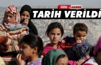 Kayıtlı olmayan Suriyeliler Urfa'ya mı gelecek?