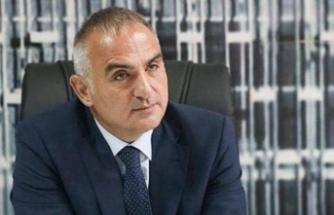 """Bakan Ersoy, """"SETA'yı kim finanse ediyor?"""" sorusunu yanıtsız bıraktı"""