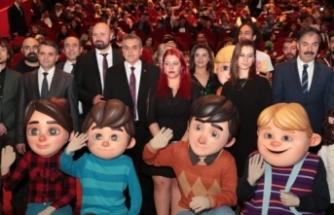 'Rafadan Tayfa Göbeklitepe'nin galası yapıldı