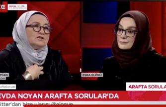 'Ölüm listesi' hazırlayan Sevda Noyan ifade verdi