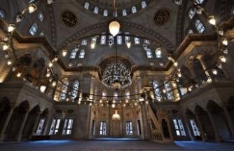 Şanlıurfa Valiliği Camide Namaz kılacaklar için alınan kararları açıkladı