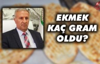 Urfa'da ekmeğin gramajı düştü, fiyatı aynı kaldı