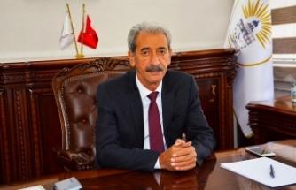 Siverek belediye başkanı istifa etti!