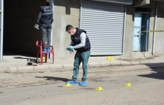 Siverek'te silahlı saldırı