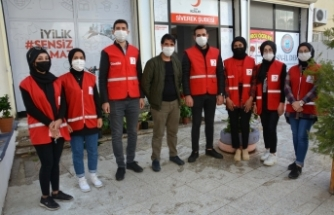Siverek'te 'Vefa Sosyal destek' grupları vatandaşların yanında