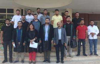 Şanlıurfa'da gözaltına alınan çiftçiler serbest bırakıldı
