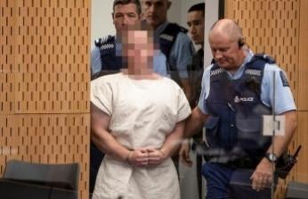 Yeni Zelanda'da iki camiye saldıran Cani Mahkemede