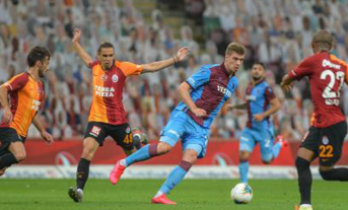 Galatasaray evinde ağır darbe aldı