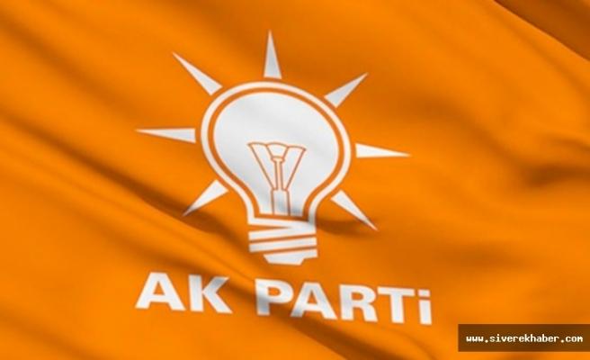 İşte AK Parti belediye başkan adayları! Şanlıurfa..