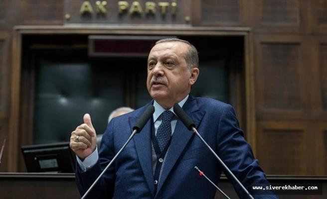 Erdoğan adayların açıklanacağı tarihi verdi!