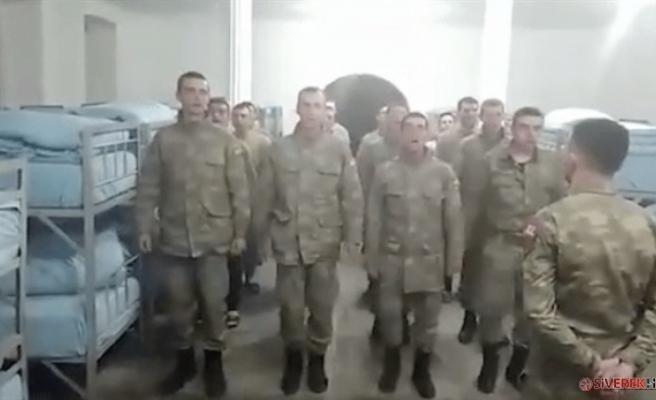 Siverekli Başkan Adayına Selam Gönderen Askerlere Soruşturma