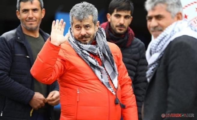 CHP Siverek adayı Bucak gözaltına alındı