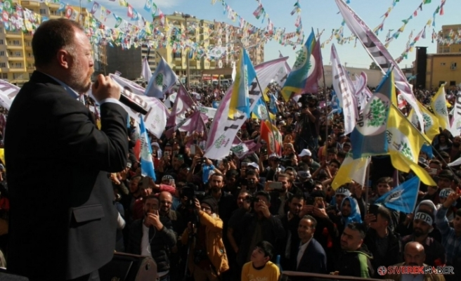 Temelli: Cumhurbaşkanı, Kürtlere 'Defolun gidin' diyor; nereye gideceğiz, burası bizim vatanımız!