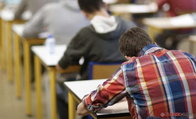 Üniversite sınavına giren adayların yüzde 46'sı, 100 soruda 16 net yapamadı