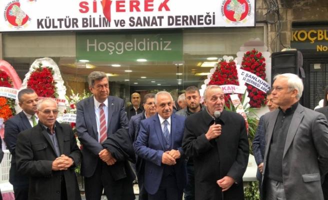 Siverekliler İstanbul'da örgütleniyor
