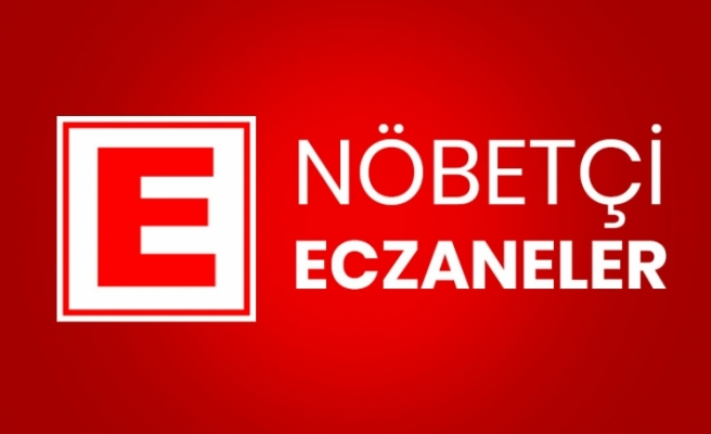 Siverek'te Nöbetçi Eczane Sayısı Artırıldı