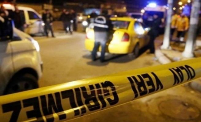 Silahlı Saldırı 1 Ölü 1 Kişi Yaralandı