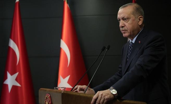 Erdoğan: İnfaz düzenlemesi hakkında açıklamada bulundu