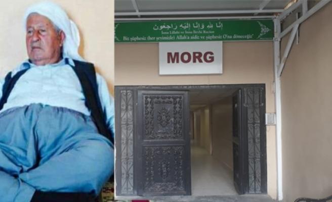 Koronavirus tedavisi gören Siverekli yaşlı adam vefat etti