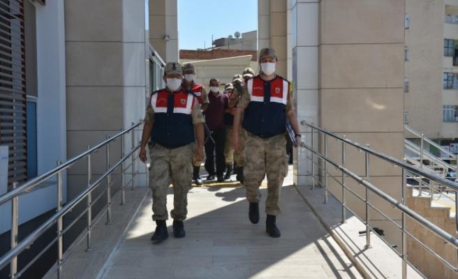 Siverek'te Eşini ve Kayınbabasını Öldüren  Zanlı Tutuklandı
