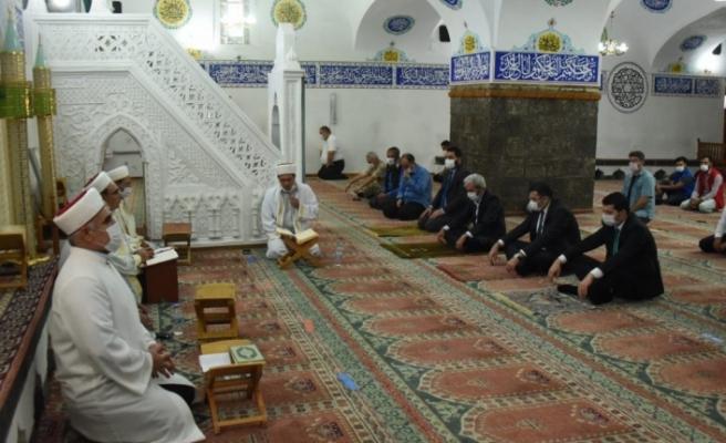 Siverek'te 15 Temmuz programı düzenlendi