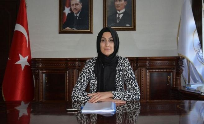 Başkan Çakmak'tan  Kadın Hakları Günü mesajı