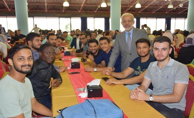 HRÜ uluslararası öğrencileriyle bir cazibe merkezi oldu