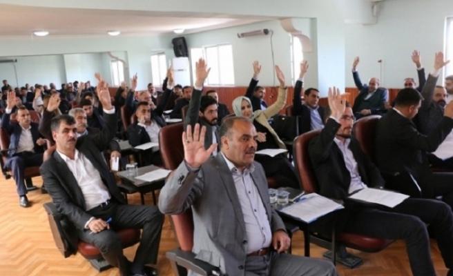 Siverek Belediye Başkanlık Seçiminde İlk Tur Sonuçları Belli Oldu.