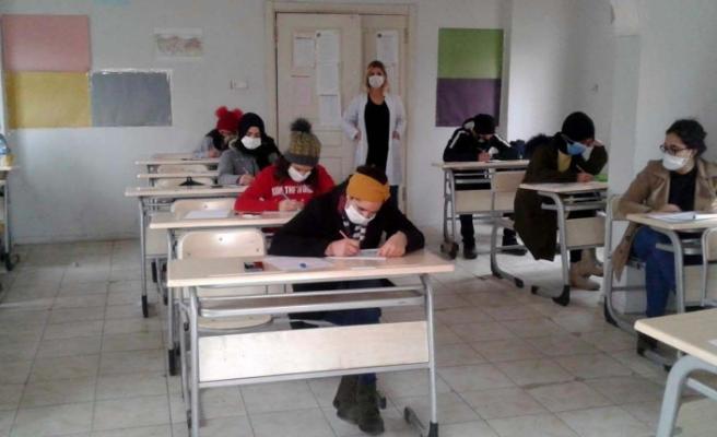 Siverek Belediyesinden öğrencilere ücretsiz TYT deneme sınavı