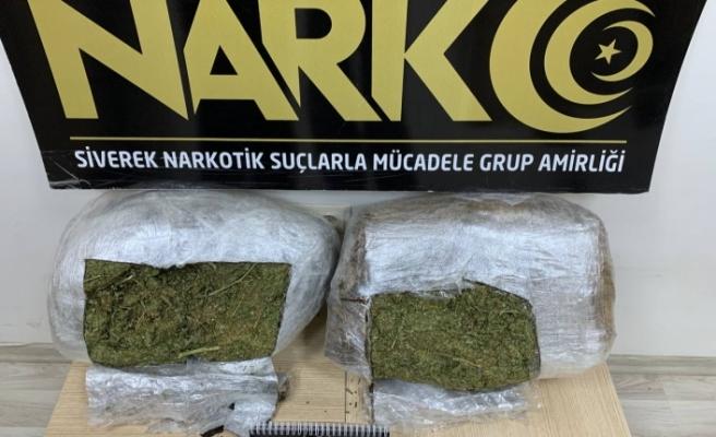 Siverek'te uyuşturucu operasyonu çok sayıda gözaltı var!