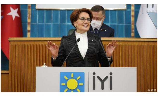 Meral Akşener esnaf için Urfa'ya geliyor