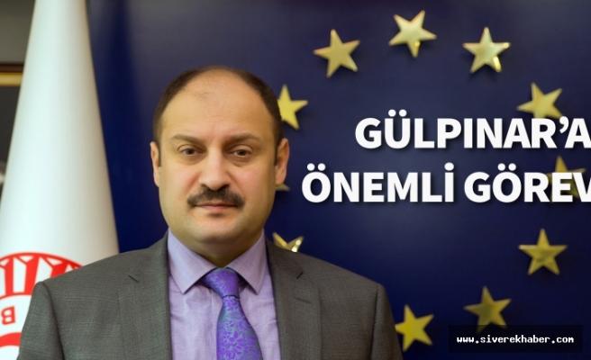 Milletvekili Gülpınar'a önemli görev