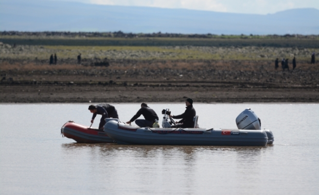 Siverek'te Gölette boğulan iki gencin cansız bedenine ulaşıldı
