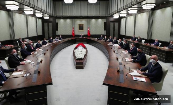 Kabine, bugün toplanıyor; işte masaya yatırılacak konular