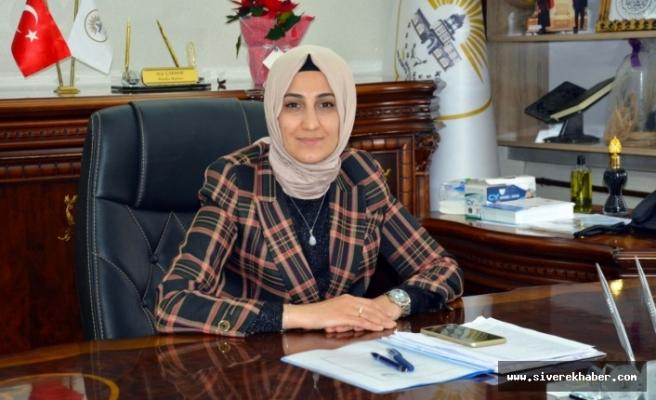 """Siverek Belediye Başkanı Çakmak: """"Allah'ın gazabı, zalimlerin üzerine olsun"""""""